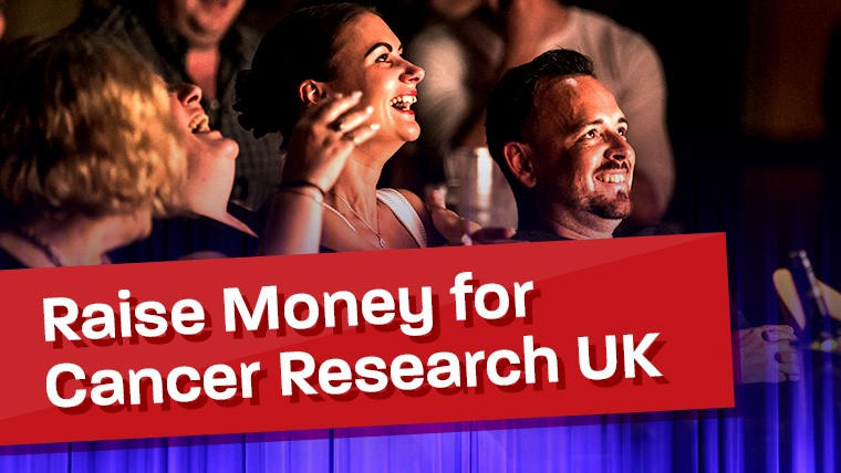 Raise money for Cancer Research UK